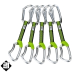 Climbing Technology LIME NY 5 ks silver