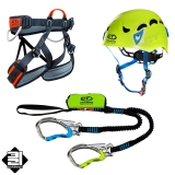 Climbing Technology FERRATA KIT PREMIUM