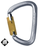 Singing Rock D KARABINA OCEL triple lock