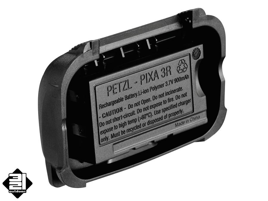Akumulátor pro čelovku Petzl PIXA 3R (Accumulator Petzl Pixa 3R)