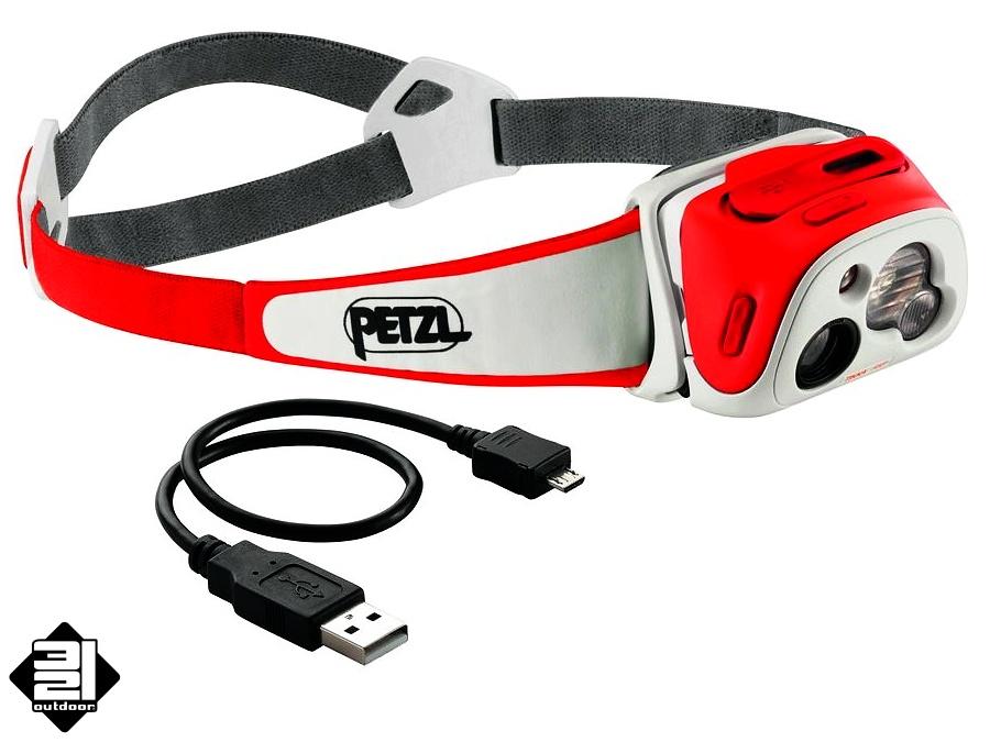 Čelovka Petzl TIKKA RXP (Headlamp Petzl Tikka RXP)