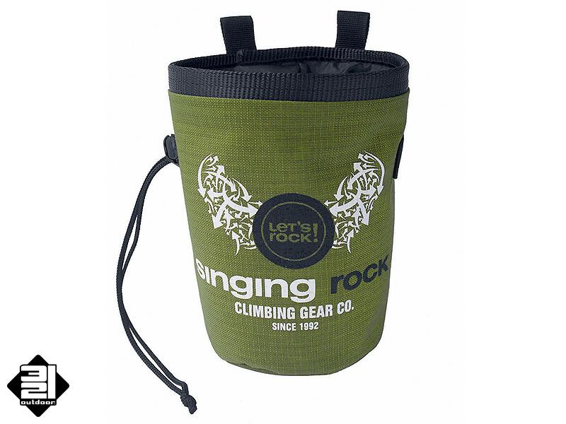 Pytlík na magnesium Singing Rock velký (Chalk bag LARGE)