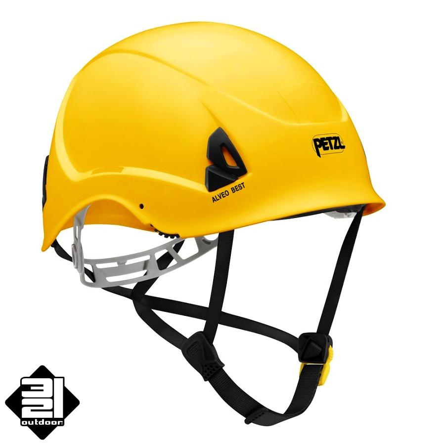 Pracovní helma Petzl ALVEO BEST (Working Helmet Alveo Best)