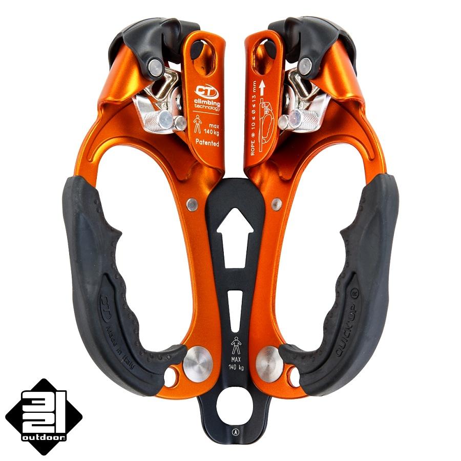 Climbing Technology QUICK ARBOR DOUBLE (Arboristic Jumar Double Grip)