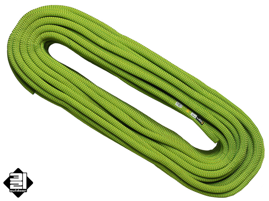 Lano Singing Rock SCORE 10,1 mm (Single rope SCORE 10,1 mm)