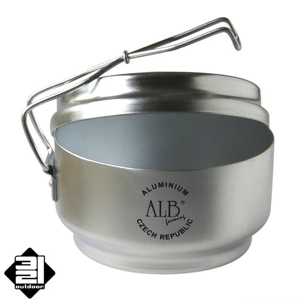 Nádobí EŠUS VAR hliník dvojdílný (Pot Set Var Aluminium 2 pcs)