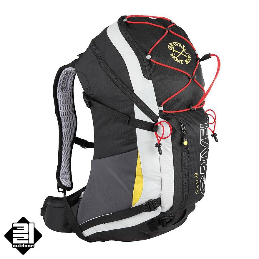 Lezecký batoh Grivel GAMBA 30 (Climbing Rucksack Grivel Gamba 30)
