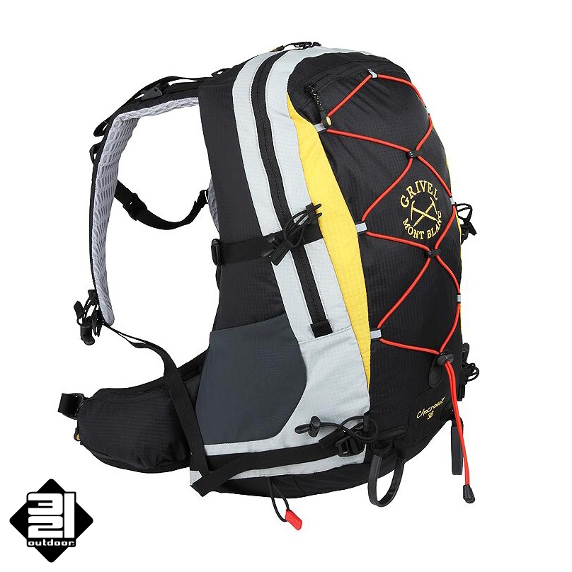 Lezecký batoh Grivel CHECROUIT 38 (Climbing Rucksack Grivel Checrouit 38)