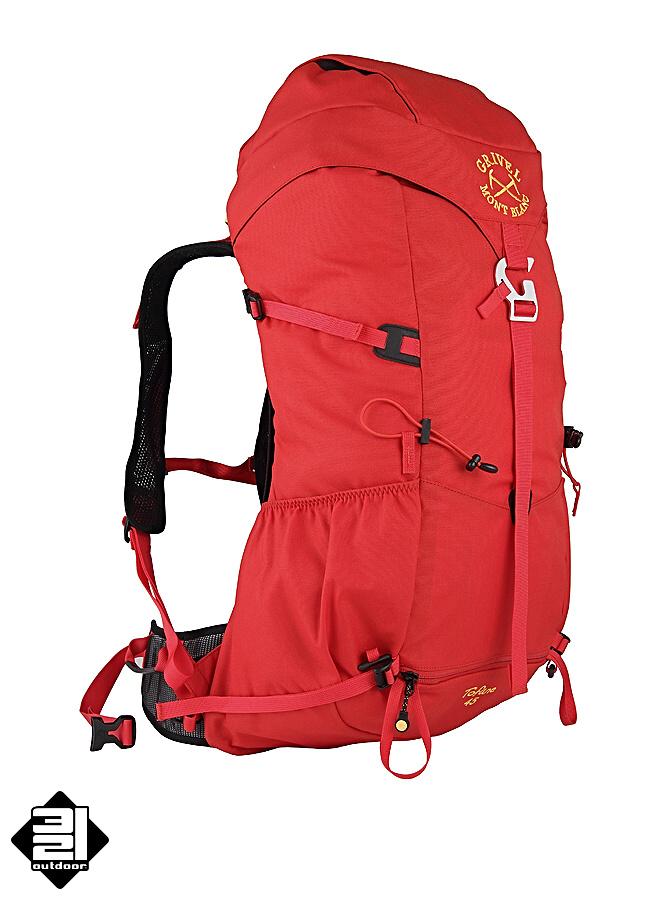 Lezecký batoh Grivel TOFANE 45 (Climbing Rucksack Grivel Tofane 45)