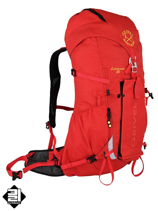 Lezecký batoh Grivel LAVAREDO 35 (Climbing Rucksack Grivel Lavaredo 35)
