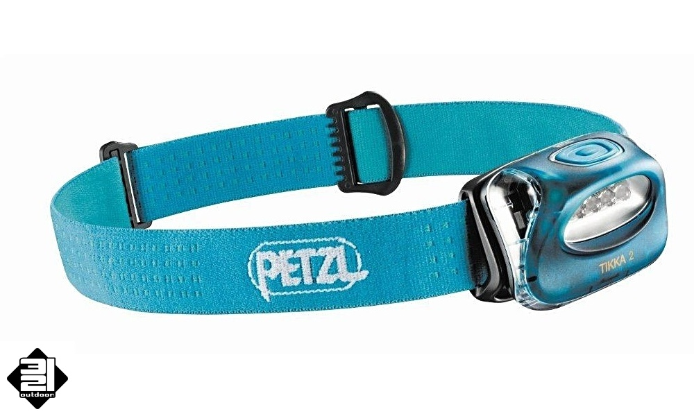 Čelová svítilna Petzl TIKKA 2 (Headlamp Petzl Tikka 2)