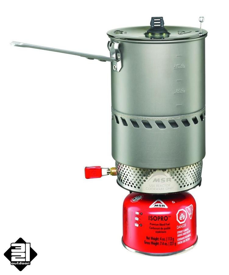 Vařič MSR REACTOR 1.0 l (MSR Reactor Stove System)