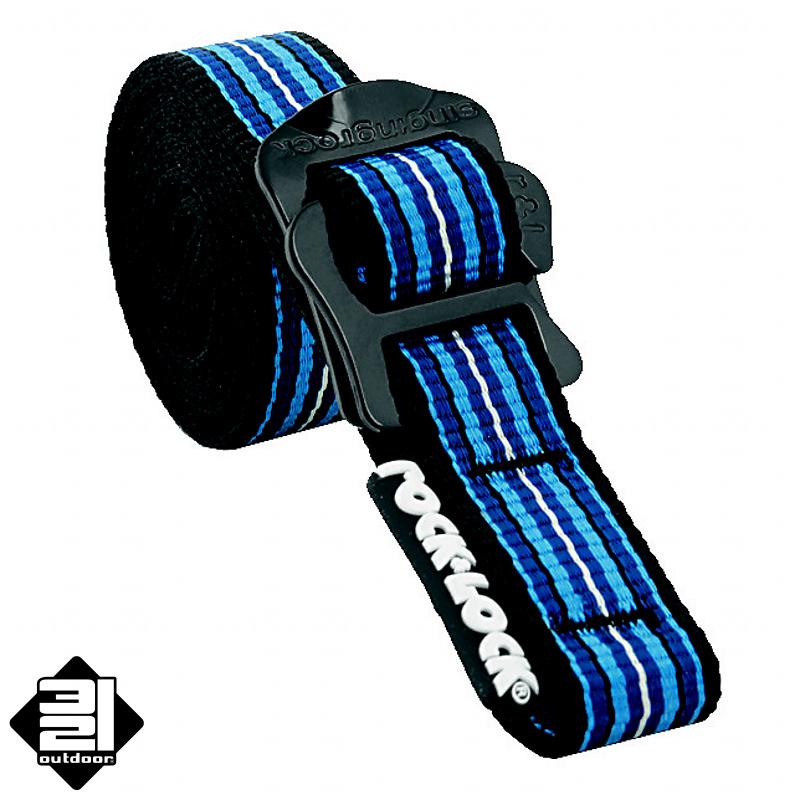 Singing Rock OPASEK DO KALHOT modrý (Singing Rock Belt Blue)
