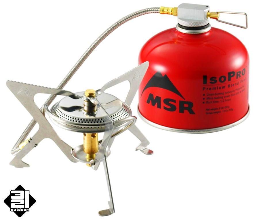 Vařič MSR WINDPRO II (MSR WindPro 2 Stove)