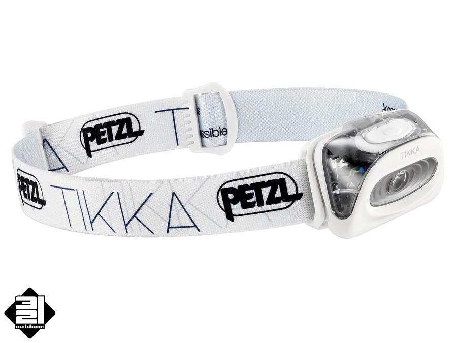 Čelovka Petzl TIKKA (Headlamp Petzl Tikka)