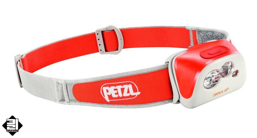 Čelová svítilna Petzl TIKKA XP 2014 (Headlamp Petzl Tikka XP 2014)