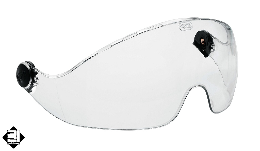 Ochranný štít PETZL VIZIR čirý (Shield Petzl Vizir)