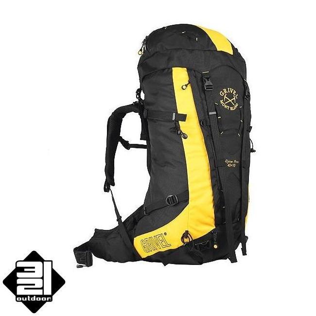 Lezecký batoh Grivel ALPINE PRO 40+10 (Climbing Rucksack Grivel Alpine Pro 40+10)
