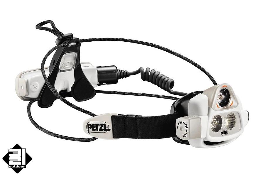 Čelová svítilna Petzl NAO (Headlamp Petzl Nao)
