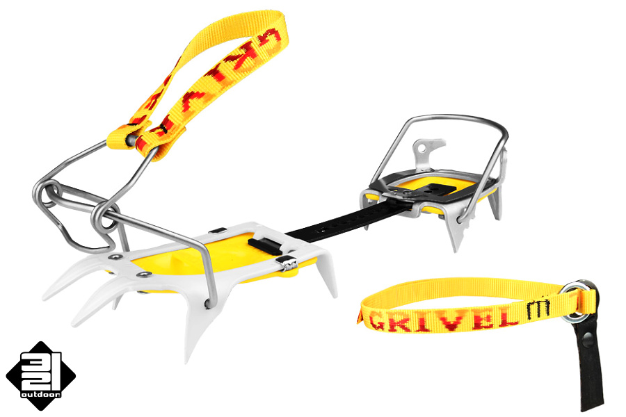Mačky Grivel SKITOUR SkiMatic 2.0 (Crampons Grivel Skitour Ski matic)
