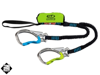 Via Ferrata set CT HOOK IT SLIDER TWISTER