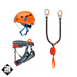 Climbing Technology FERRATA KIT PLUS GALAXY