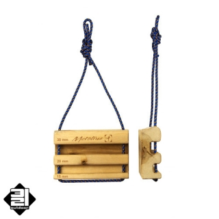 Metolius chyty WOODEN ROCK RINGS